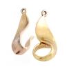 Bronze Hook & Eye Ribbon 25mm